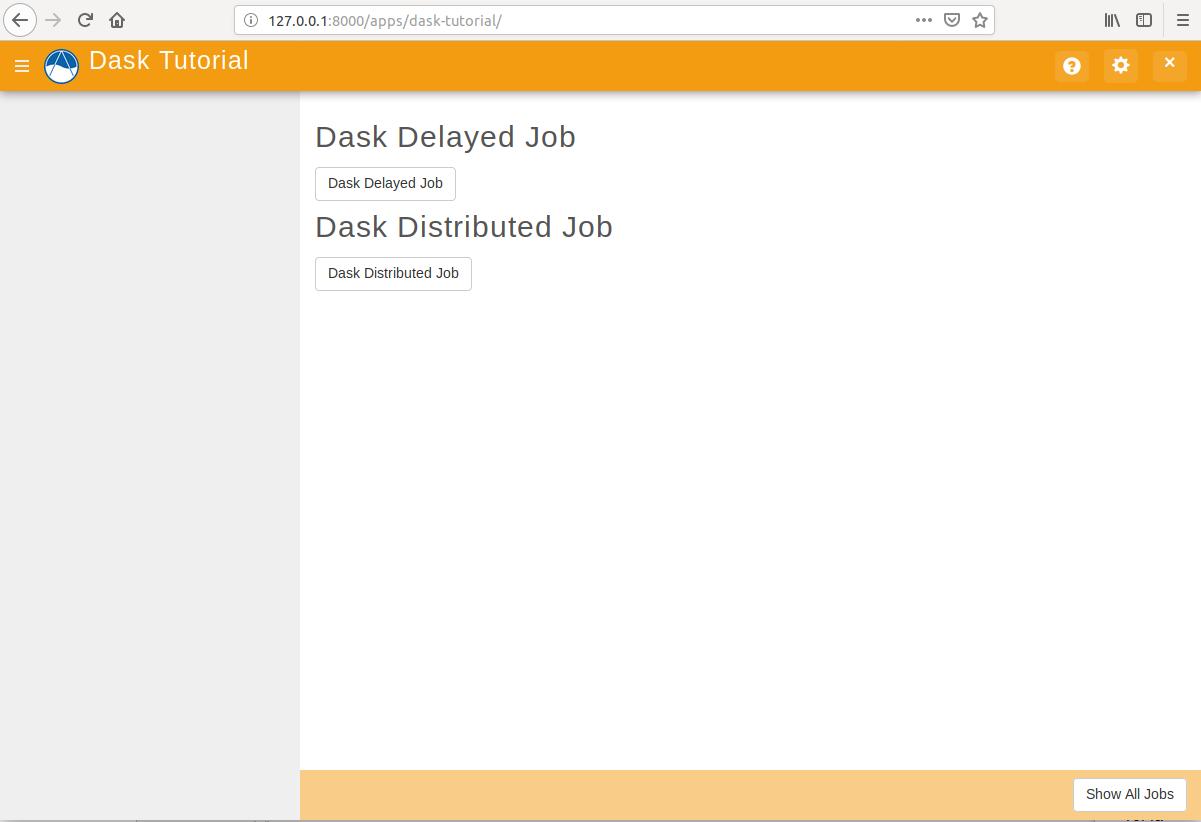 Dask Distributed — Tethys Platform 3 0 0 0b3 dev2 documentation